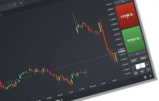 Free mobile trading platform and apps for mobile traders for CFD and forex.